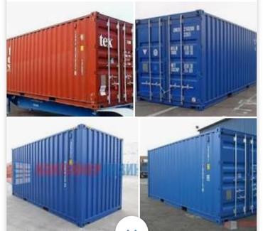 Куплю контейнер морской 40-тонник 800$(США)  в Бишкек