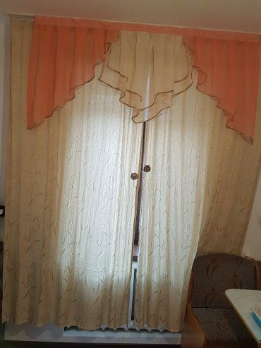 Продам шторы,высота 221см,ширина 260 см,всё за 850с в Лебединовка