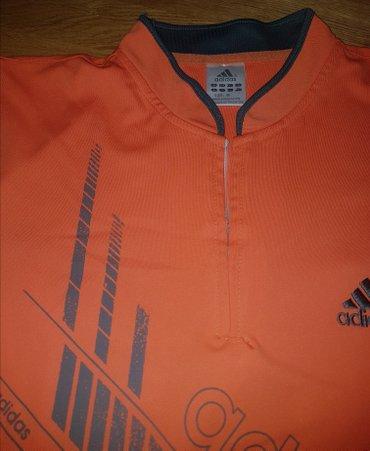 Majica muska adidas - Srbija: Original Adidas majica za trening kao dres. Muska m velicina