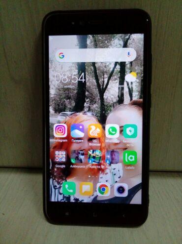 Продаётся тел Redmi Note 5A Prime в очень хорошем состоянии стоит