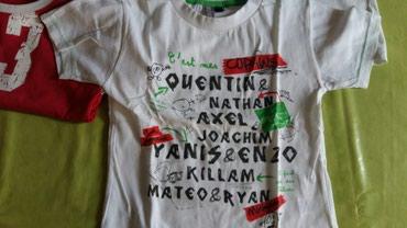 Majice za decake vel.5god (polovne )Sve zajedno za 600 din - Petrovac na Mlavi - slika 2