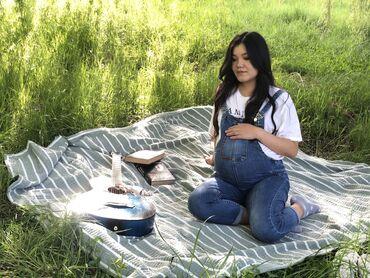 Комбинезон для беременных,очень удобная,комфортная,размер
