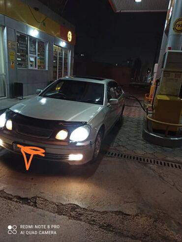 Lexus GS 3 л. 2002