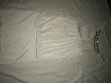 Платье с кружевными рюшами, которые в в Кок-Ой