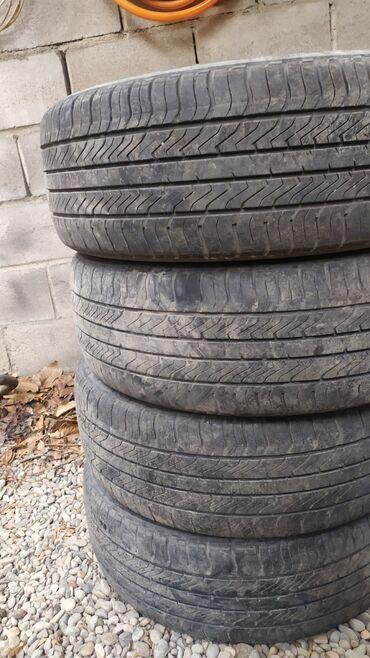 диски шкода 16 в Кыргызстан: Срочно, резина хорошая, проехала мало
