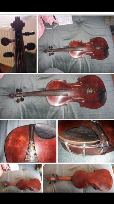 Acura-tsx-3-5-mt - Srbija: Antikvitet,Violina,3/4 ručni rad, početkom 20 veka,, jedinstvena
