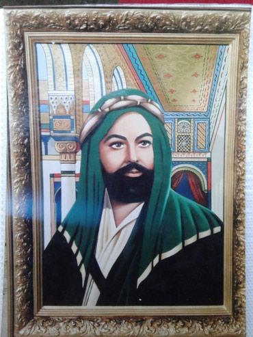 Bakı şəhərində Kətan üzərində portret sifarişi qəbul olunur
