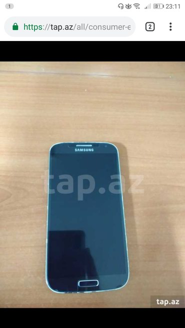 Samsung Galaxy s4 16gb - Bakı