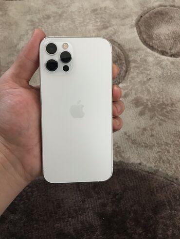 продам iphone 11 pro в Кыргызстан: Б/У iPhone 12 Pro 256 ГБ Серебристый