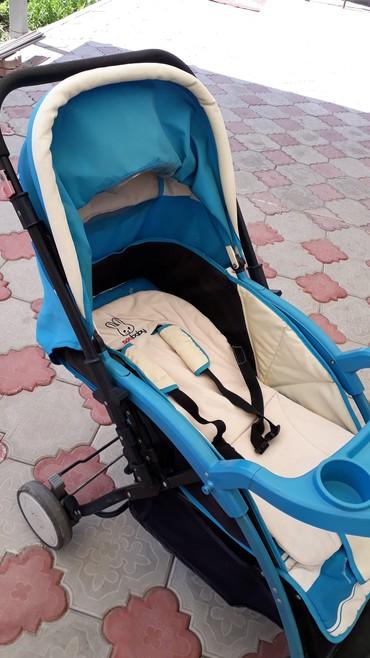 Детская коляска фирмы SEE BABY с откидной в Бишкек