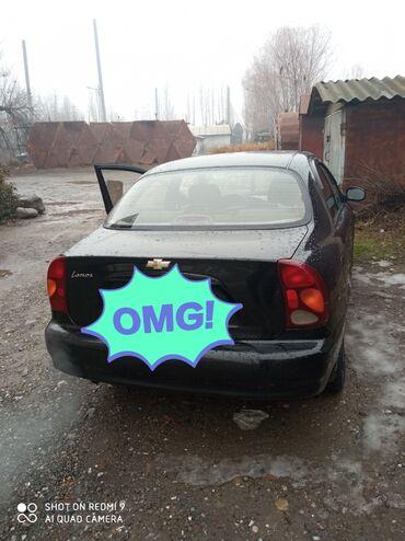 продажа квартир бишкеке в Кыргызстан: Chevrolet Lanos 1.6 л. 2006 | 193000 км