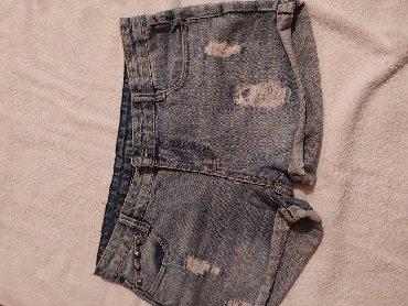 шорты джинсовые в Кыргызстан: Джинсовые шорты. размер 27