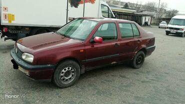 вечернее платье черно красного в Кыргызстан: Volkswagen Vento 1.9 л. 1994   1111111 км