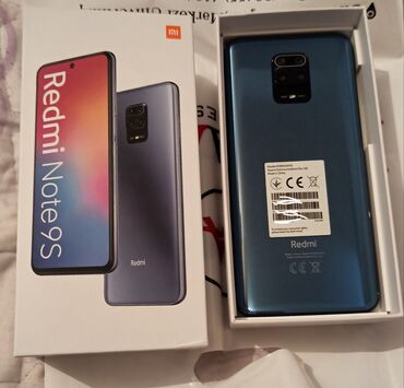 Yeni Xiaomi Redmi Note 9S 64 GB