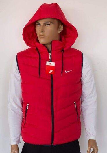 Nike prsluk - Srbija: Nike muski prsluk Vel M - 3XL. 2.900 Vel 4XL - 7XL. 3.400