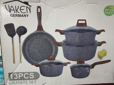 Набор посуды для приготовления пищи. в Сокулук