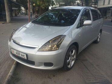 Toyota WISH 1.8 л. 2003 | 211000 км
