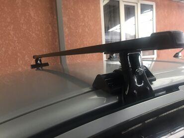 шредеры продольный универсальные в Кыргызстан: Продаю Рейлинги багажники на крышу универсальные новые российские 13