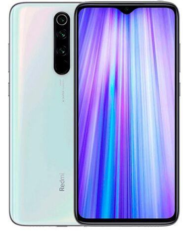 iphone 6 силикон в Азербайджан: Б/у Xiaomi Redmi Note 8 Pro 64 ГБ Белый