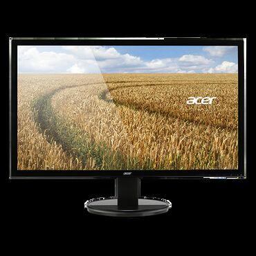 """acer fiyatları - Azərbaycan: Monitor """"Acer K222HQL-22""""Ekran 21.5 FHD (1920 x 1080) TNQosulma VGA"""