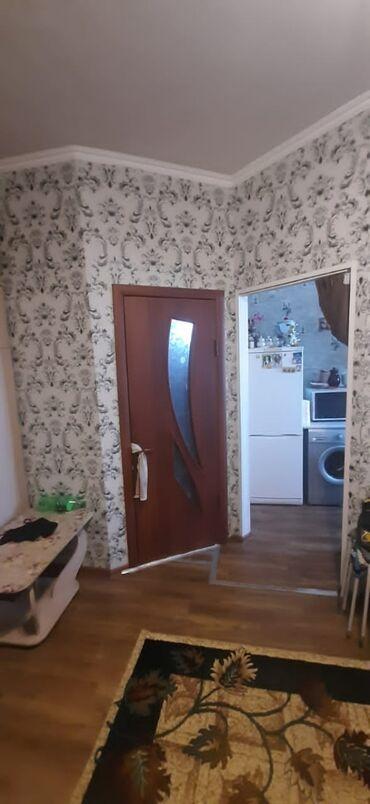 аламедин 1 квартиры in Кыргызстан | БАТИРЛЕРДИ УЗАК МӨӨНӨТКӨ ИЖАРАГА БЕРҮҮ: Жеке план, 1 бөлмө, 27 кв. м Лифт
