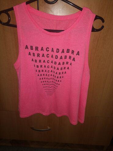Ženske majice - Srbija: Dve majice hm, kao nove bukvalno, velicina xs - s obe za 700