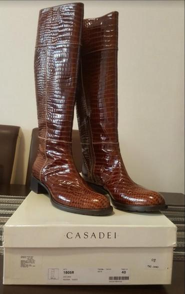 Ostalo | Zubin Potok: CASADEI nove original cizme! Casadei original kozne cizme, placene