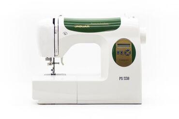 Швейная машина jaguar ps-550характеристики, тип управления