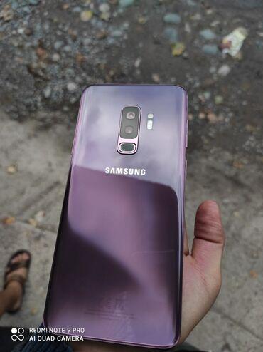 zapchasti na telefon в Кыргызстан: Б/у Samsung Galaxy S9 Plus 64 ГБ Розовый