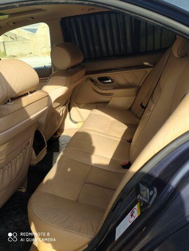 bmw-5-серия-525-mt - Azərbaycan: BMW 525 2 l. 2002 | 320000 km