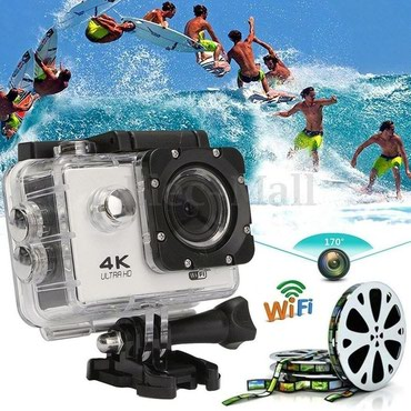 Akciona kamera 4k WI-FI - Beograd