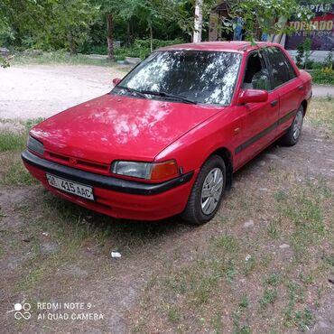 Mazda 323 1.6 л. 1991 | 120000 км