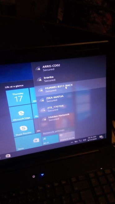 Posao u nemackoj - Srbija: HP Compaq Presario CQ71 Intel Dual core 2,1 gh,2 gb ram(podrzava
