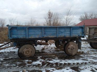 Прицеп ЗиЛ  в хорошем состоянии без тормозной системы с целиндром в Беловодское