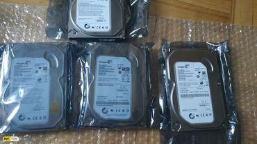Комплектующие для ПК в Ак-Джол: Жёсткие диски 6тб фирмы Seagate. Новые в упаковке. Пишите в личку