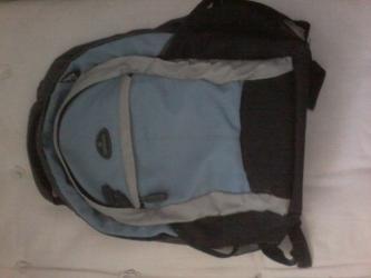 Рюкзаки в Кыргызстан: Рюкзак фирменный, ортопедическийВ хорошем состоянииSamsonet (