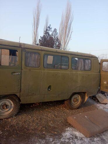 куплю уаз в Кыргызстан: Продаю уаз буханку состояние среднее на хаду почти всё сделано