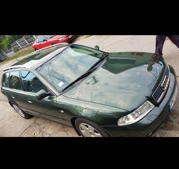 Audi a4 3 mt - Srbija: Audi A4 1.8 l. 2001