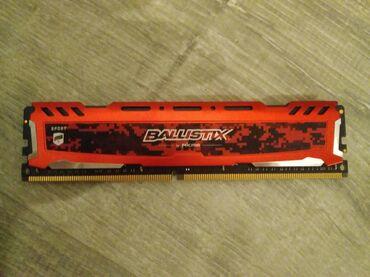 Оперативная память на 8гб DDR4
