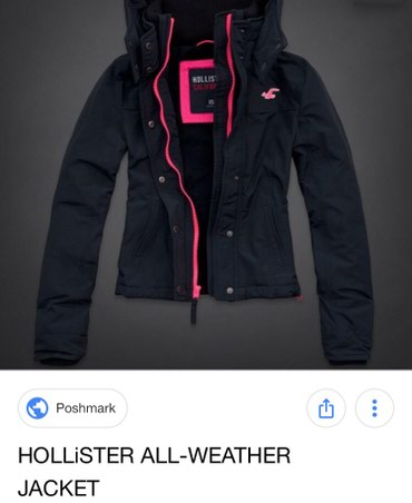 ALL WEATHER JACKET - Vrbas