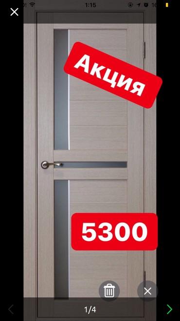 Цена на межкомнатные начинаются с 1500 в Бишкек