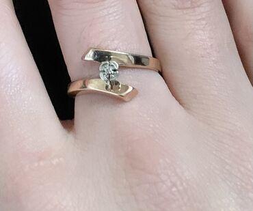 диски воссен 17 в Кыргызстан: Продаю очень красивое кольцо Российской пробы 585. С маленьким Бриллиа