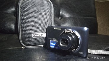Продаю или меняю на смартфон Цифровой фотоаппарат Samsung 16.2м в Ош
