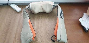 функциональные плечевые накладки fohow с аромачипом в Кыргызстан: Массажер роликовый с вибрации