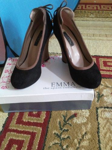 замшевые туфли вечерние в Кыргызстан: Туфли замшевые,одевала на несколько часов на свадьбу