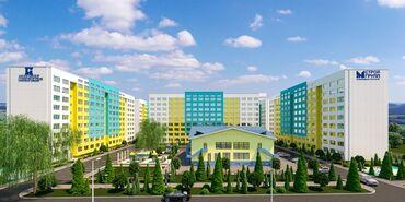 Продажа квартир в сокулуке - Кыргызстан: Батир сатылат: 1 бөлмө, 44 кв. м