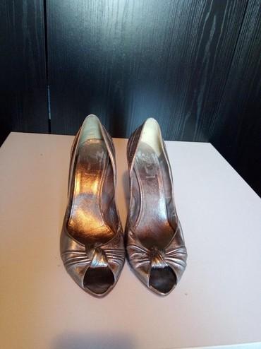 Sandale iz inostranstva. Bez ostecenja Broj 40 gaziste 26 cm - Prokuplje