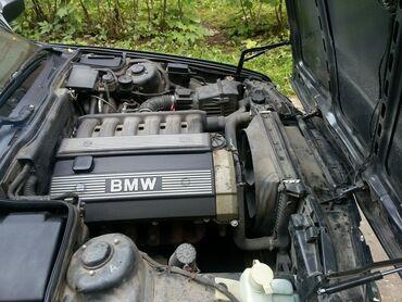 Двигатель м50б25 2.5 в хорошем состоянии без навесного не дымит