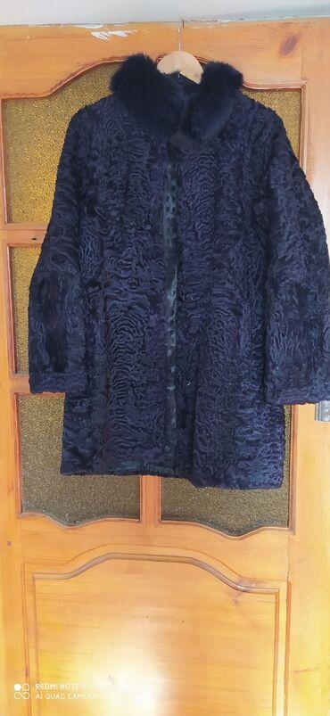 Женская одежда - Арчалы: Шуба каракуль, воротник писец, лёгкая и очень теплая, прошу 45000