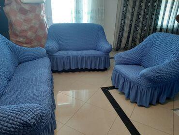 Kuća i bašta - Kostolac: Prekrivaci za trose dvoset i fotelja